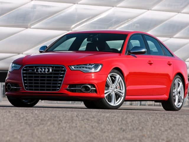 Best Safety Rated Sedans of 2014 - 2014 Audi S6
