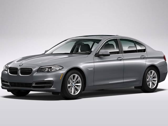Top Expert Rated Luxury Vehicles of 2014 - 2014 BMW 5 Series