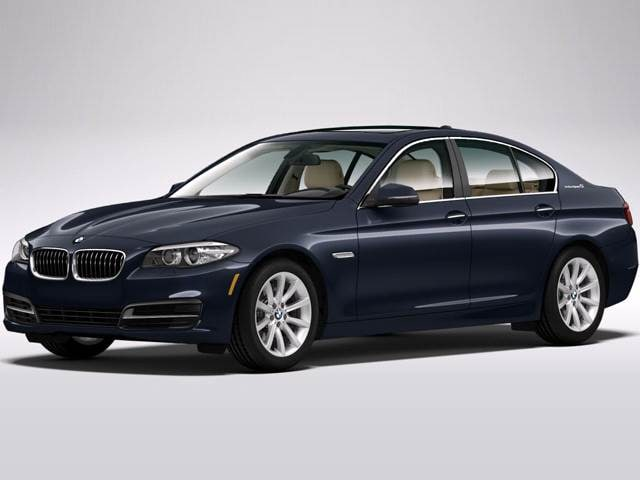 Top Expert Rated Hybrids of 2014 - 2014 BMW 5 Series
