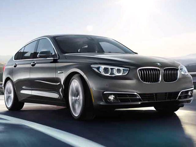 Top Expert Rated Hatchbacks of 2014 - 2014 BMW 5 Series