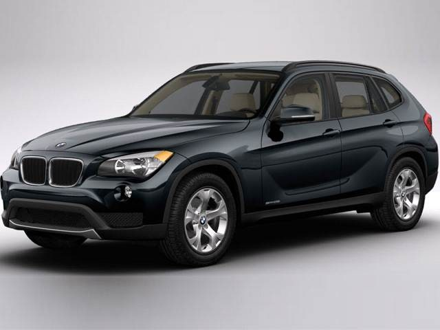Most Fuel Efficient SUVs of 2014 - 2014 BMW X1