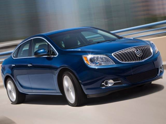 Best Safety Rated Luxury Vehicles of 2014 - 2014 Buick Verano