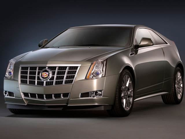 Top Expert Rated Coupes of 2014 - 2014 Cadillac CTS