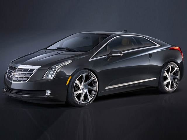 Highest Horsepower Electric Cars of 2014 - 2014 Cadillac ELR