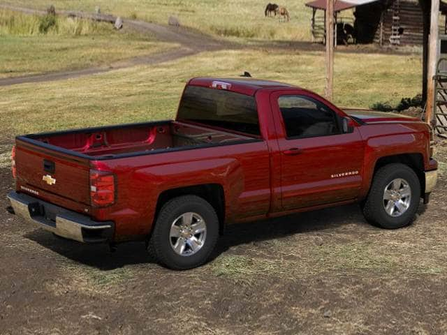 2014 Chevy Silverado Single Cab Z71