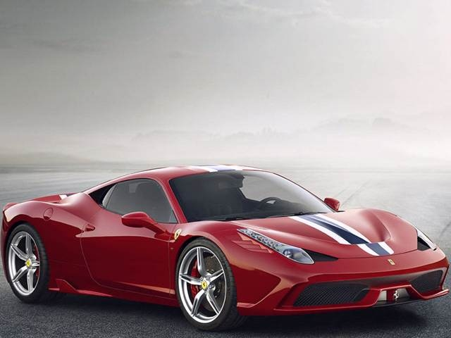 Top Consumer Rated Coupes of 2014 - 2014 Ferrari 458 Speciale