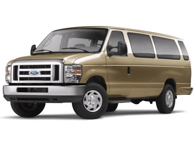 Top Consumer Rated Vans/Minivans of 2014 - 2014 Ford E150 Passenger