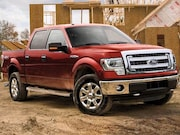 2014-Ford-F150 SuperCrew Cab