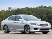 2014-Honda-Accord Hybrid