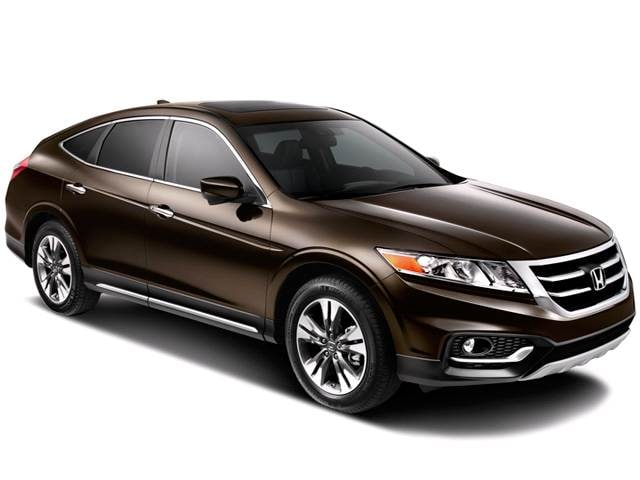Most Popular Wagons of 2014 - 2014 Honda Crosstour