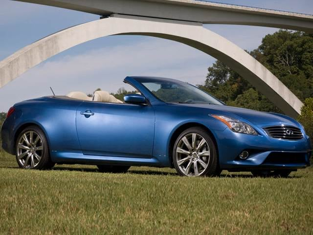 2015 Infiniti Q60 Convertible >> 2014 Infiniti Q60 Convertible 2d Used Car Prices Kelley Blue Book