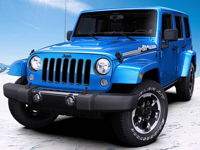Used 2014 Jeep Wrangler Unlimited Polar Edition Sport