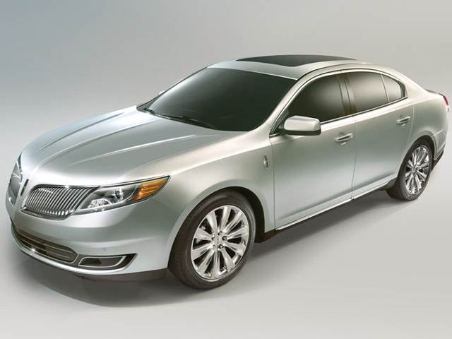 Best Safety Rated Sedans of 2014 - 2014 Lincoln MKS