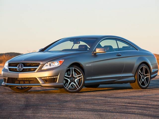 Highest Horsepower Luxury Vehicles of 2014 - 2014 Mercedes-Benz CL-Class
