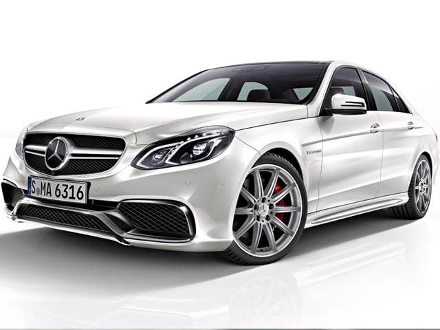 Highest Horsepower Sedans of 2014 - 2014 Mercedes-Benz E-Class