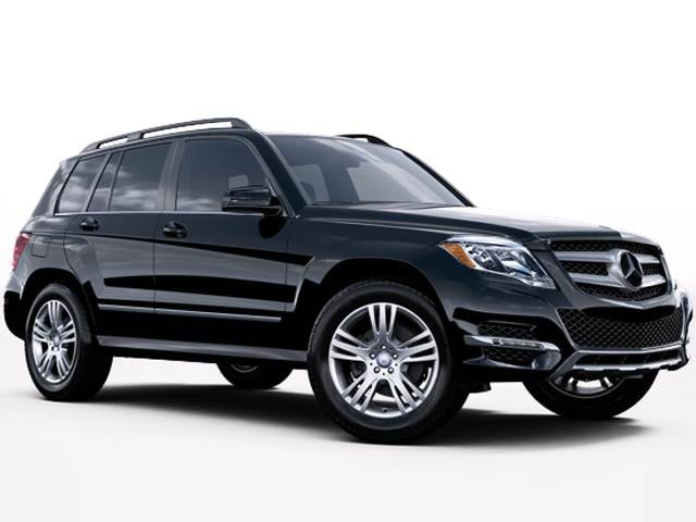 Most Fuel Efficient SUVs of 2014 - 2014 Mercedes-Benz GLK-Class