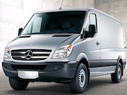 2014-Mercedes-Benz-Sprinter 2500 Cargo