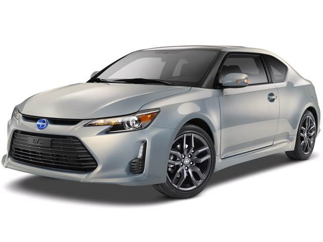 Best Safety Rated Coupes of 2014 - 2014 Scion tC