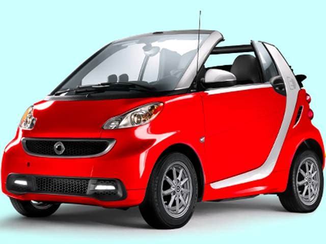 Top Consumer Rated Electric Cars of 2014 - 2014 smart fortwo electric drive