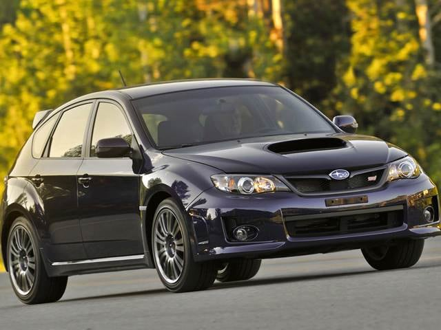 Highest Horsepower Wagons of 2014 - 2014 Subaru Impreza