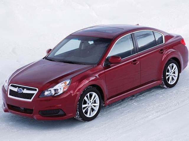 Best Safety Rated Sedans of 2014 - 2014 Subaru Legacy