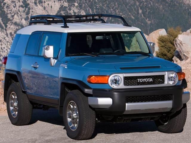 Toyota Suv Names >> Toyota Suvs Names