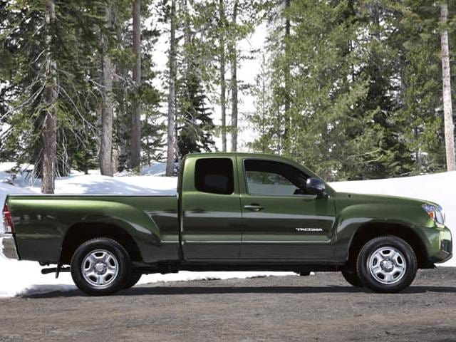 2014 toyota tacoma access cab pickup 4d 6 ft used car prices kelley blue book. Black Bedroom Furniture Sets. Home Design Ideas