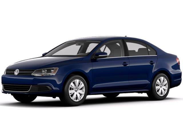 Most Popular Sedans of 2014 - 2014 Volkswagen Jetta