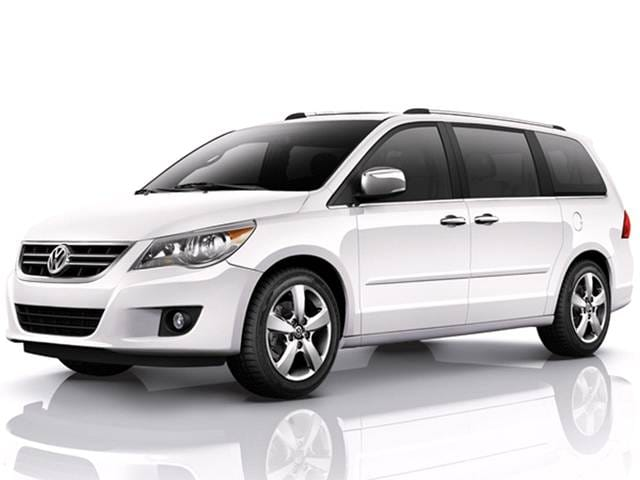 Most Fuel Efficient Vans/Minivans of 2014 - 2014 Volkswagen Routan