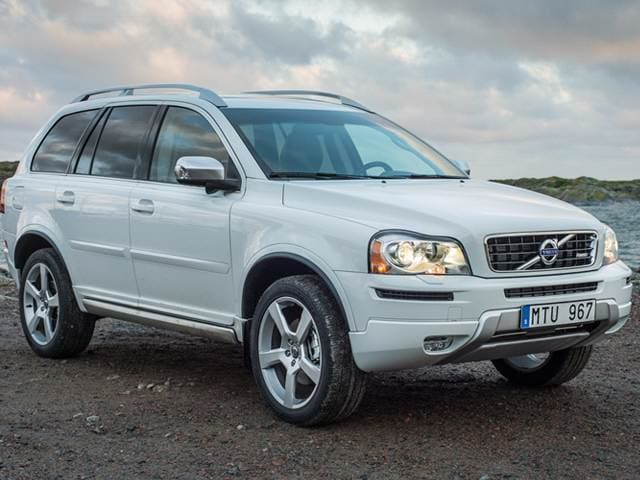 Most Popular Luxury Vehicles of 2014 - 2014 Volvo XC90