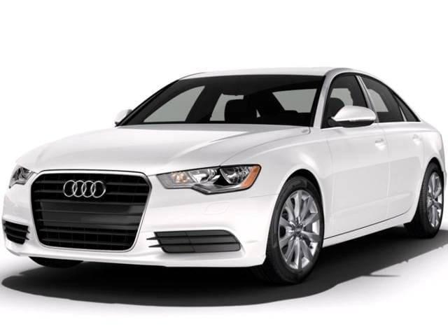 Best Safety Rated Sedans of 2015 - 2015 Audi A6