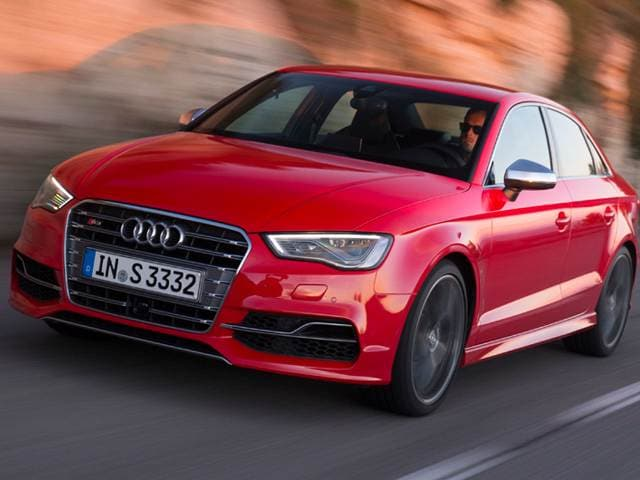 Best Safety Rated Sedans of 2015 - 2015 Audi S3