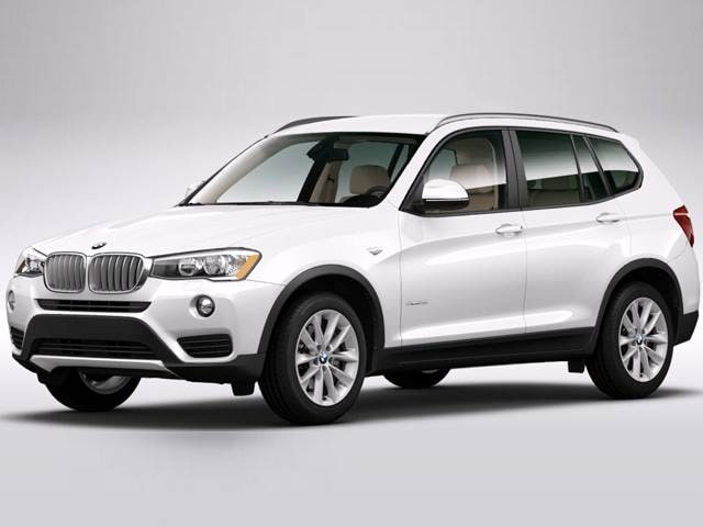 Most Fuel Efficient SUVs of 2015 - 2015 BMW X3