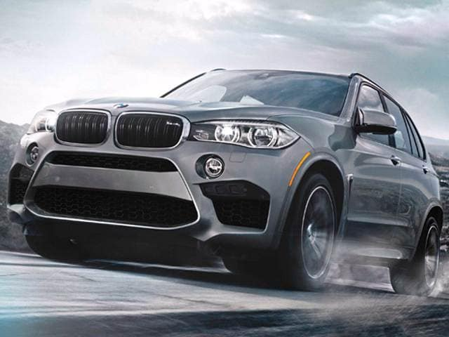 Highest Horsepower SUVs of 2015 - 2015 BMW X5 M