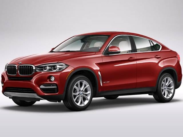 Highest Horsepower Crossovers of 2015 - 2015 BMW X6