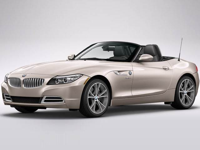 Most Fuel Efficient Convertibles of 2015 - 2015 BMW Z4