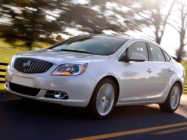Best Safety Rated Luxury Vehicles of 2015 - 2015 Buick Verano