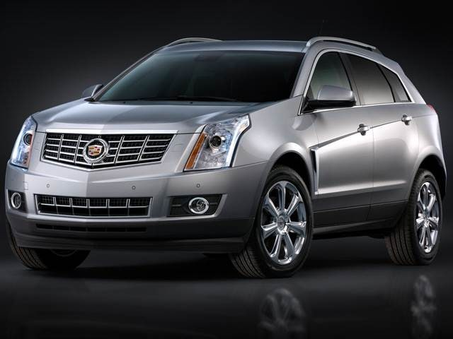 Most Popular Luxury Vehicles of 2015 - 2015 Cadillac SRX