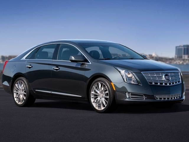 Best Safety Rated Sedans of 2015 - 2015 Cadillac XTS