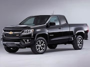 2015-Chevrolet-Colorado Extended Cab