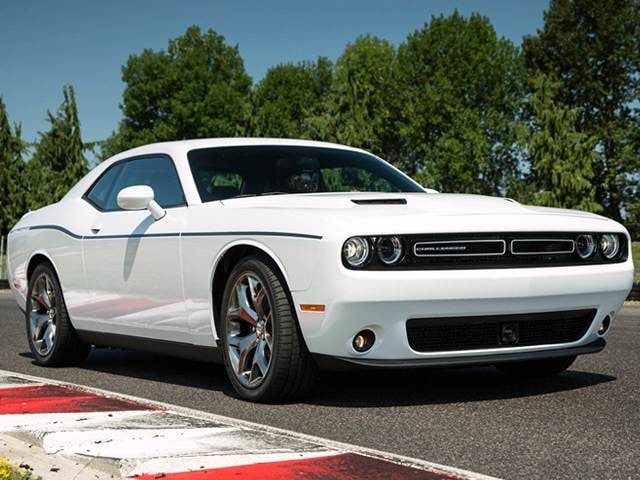 Most Popular Coupes of 2015 - 2015 Dodge Challenger