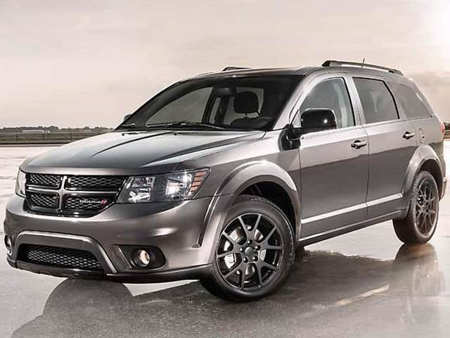 Most Popular SUVs of 2015 - 2015 Dodge Journey