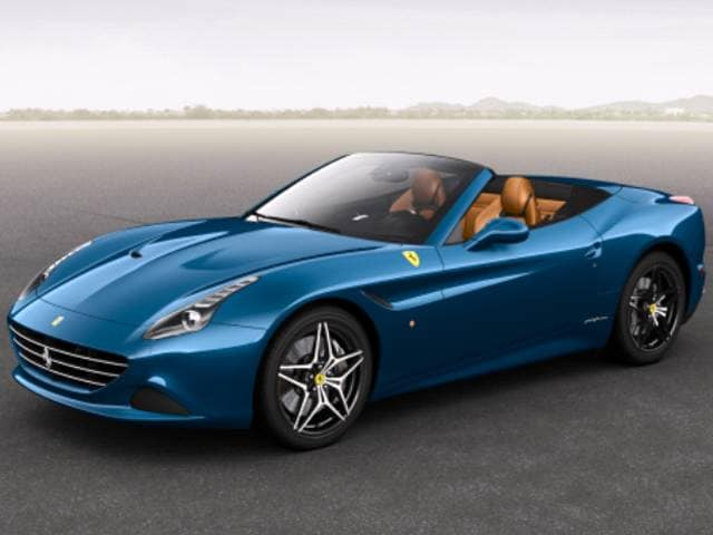 Extended Warranty For Used Cars >> Used 2015 Ferrari California T Convertible 2D Pricing ...