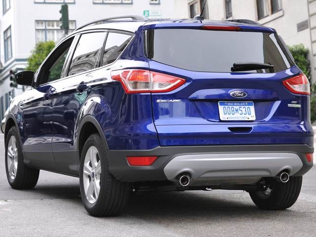 Photos and Videos 2015 Ford Escape SUV Photos  Kelley Blue Book