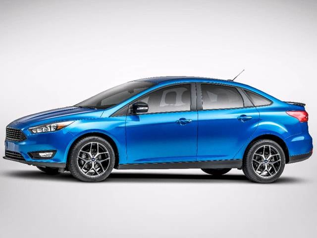 Photos and Videos 2015 Ford Focus Sedan Photos  Kelley Blue Book
