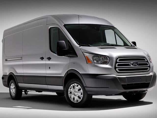 Highest Horsepower Vans/Minivans of 2015 - 2015 Ford Transit 250 Van