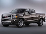 2015-GMC-Canyon Crew Cab
