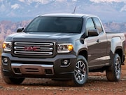 2015-GMC-Canyon Extended Cab