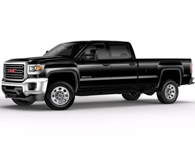 2015 gmc sierra 3500 hd crew cab sle pickup 4d 6 1 2 ft. Black Bedroom Furniture Sets. Home Design Ideas