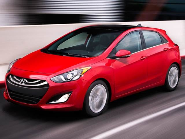Best Safety Rated Hatchbacks of 2015 - 2015 Hyundai Elantra GT